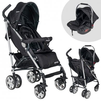 Beneto Bt 190 Elite Travel Sistem Baston Bebek Arabası
