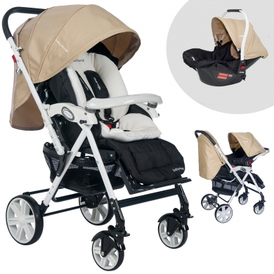 Baby Home Bh-2090 Travel Sistem Bebek Arabası