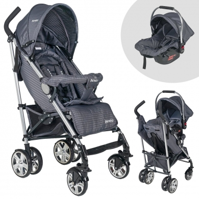 Beneto Bt-190t Elite Baston Travel Sistem Bebek Arabası