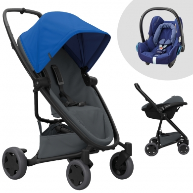 Quinny Zapp Flex Plus Travel Sistem Bebek Arabası