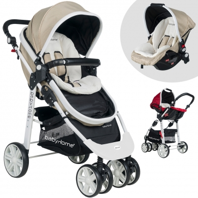 Baby Home Bh-500 Travel Sistem Bebek Arabası