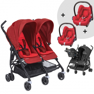 Maxi-cosi Dana For 2 Ikiz Travel Sistem Bebek Arabası + Puset