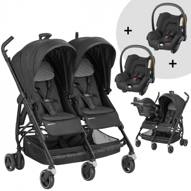 Maxi-cosi Dana For 2 Ikiz Travel Sistem Bebek Arabası