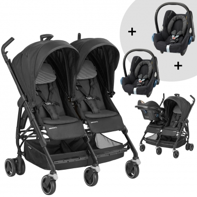Maxi-cosi Dana For 2 Travel Sistem Ikiz Bebek Arabası