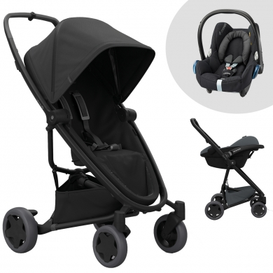 Quinny Zapp Flex Plus Travel Sistem Bebek Arabası + Puset
