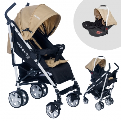 Beneto Bt-290 Travel Sistem Baston Bebek Arabası